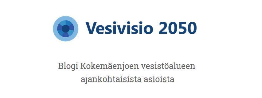 Linkki Vesivisio2050.fi -sivustoon
