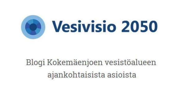 Vesivisio 2050 -sivusto.